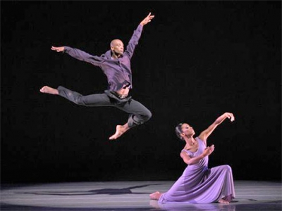 UAB's Alys Stephens Center presents Ailey II on March 28