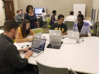 College of Arts & Sciences promotes hands-on learning of digital literacy with new Digital Media Commons