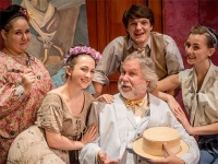 "Theatre UAB presents classic American farce ""You Can't Take It With You,"" Oct. 19-23"
