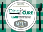 Dine for a Cure at MELT on Jan. 19
