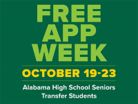 Free college application at UAB begins next week for in-state seniors and transfer students