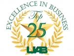 Fifth annual class of UAB Excellence in Business Top 25 announced for 2017