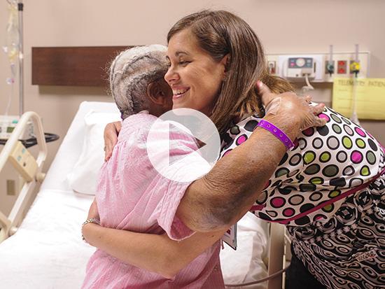 UAB Hospital receives Magnet nursing designation for an unprecedented fifth time