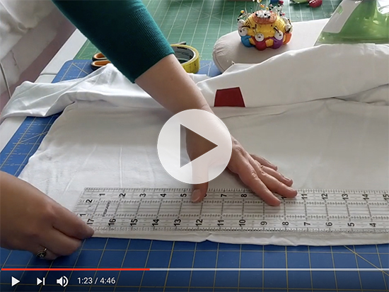 Make a no-sew face mask in 5 minutes with UAB Arts in Medicine