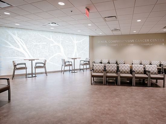 New UAB Infusion Therapy clinic to provide state-of-the-art care