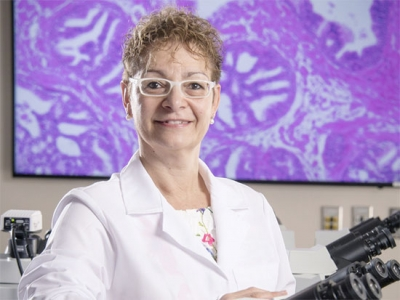 Renowned pathologist selected as Anatomic Pathology Division director