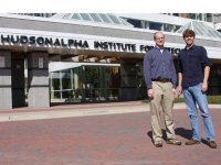 Partnership with Huntsville's HudsonAlpha gives grad students new opportunities