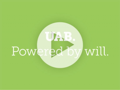 New marketing campaign highlights the drive behind UAB's success