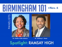 Birmingham 101 kicks off second year with focus on Ramsay High School