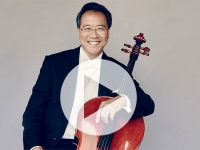 Yo-Yo Ma at UAB's Alys Stephens Center on May 6