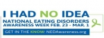 National Eating Disorders Week activities