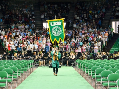 UAB fall doctoral hooding, commencement ceremonies are Dec. 14, 15