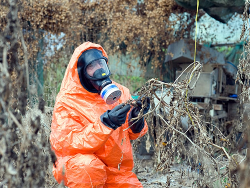 Current, past use of chemical weapons is focus of UAB lecture Jan. 31