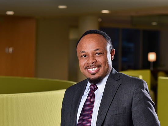 AANA recognizes Aroke as Researcher of the Year