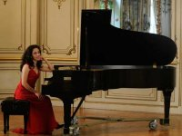 UAB Piano Series presents Sara Daneshpour March 10