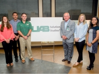 STEM student innovators wrap up summer of collaboration with clinicians to solve real medical problems