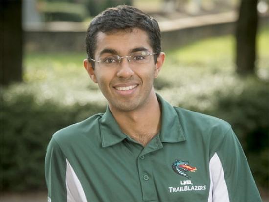 UAB undergraduate student a finalist for prestigious Gates Cambridge Scholarship