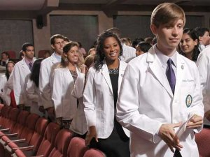 White Coat Ceremony to launch medical school for UAB Class of 2017