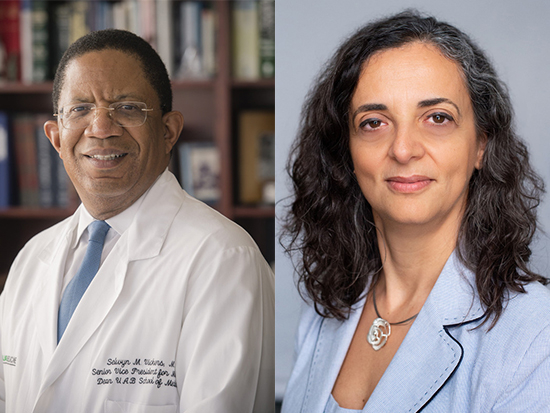 Vickers and Pisu receive $3 million National Institute on Minority Health and Health Disparities grant