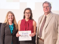 UAB Graduate student wins regional Three Minute Thesis Competition