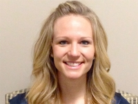 Pediatric optometry resident receives award