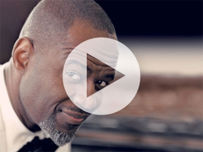 Brian McKnight live at UAB's Alys Stephens Center Oct. 26