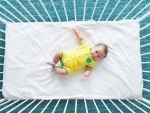 Advertisers depict unsafe sleeping environments for infants, study shows