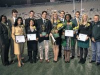 Mr. and Ms. UAB 2012 scholarship finalists announced