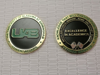 """From battlefield to classroom,"" UAB honors 44 graduating veterans"