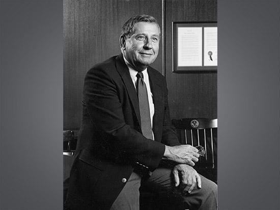 "Charles A. ""Scotty"" McCallum, former UAB president, remembered"