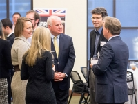 Alabama students meet British Consul General, learn about Marshall Scholarship