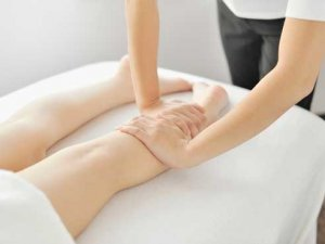 The right massage can relax the body and improve health