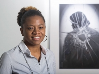 "Work by UAB grad Celestia Morgan chosen for ""State of the Art"" show"