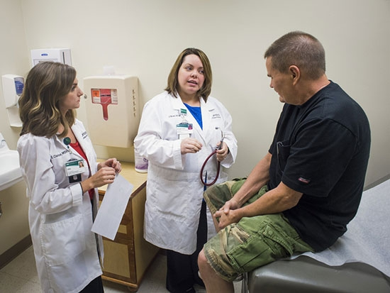 UAB Nursing partnership leading in transitional care