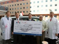 Hyundai grant awarded to help brain cancer therapies research
