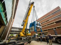 UAB installs most powerful cyclotron at any US academic medical center