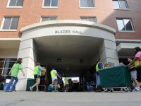 Record-breaking number of students in UAB housing; freshman move in day Aug. 24