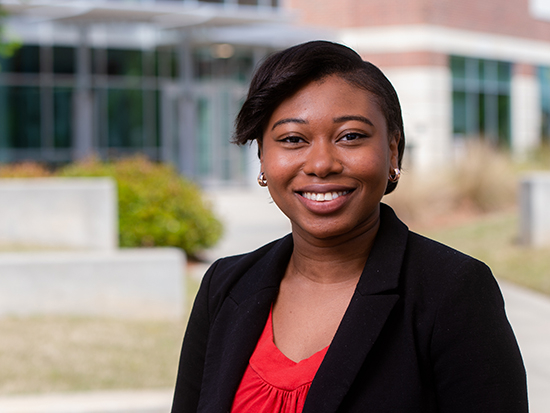 UAB student-researcher awarded full scholarship for Cornell University Ph.D. communications program