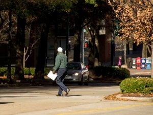 Jaywalking not worth the risk, expert says