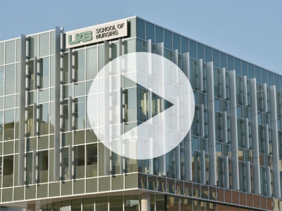 Forging the future of nursing in new, state-of-the-art School of Nursing building