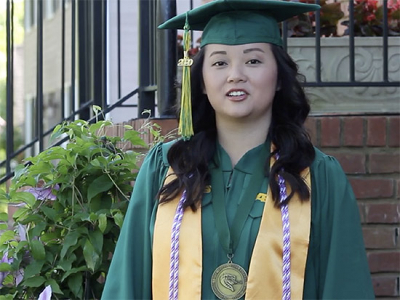 Graduating UAB students: Share your video messages for virtual commencement