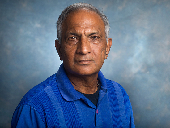 Anantharamaiah named to National Academy of Inventors