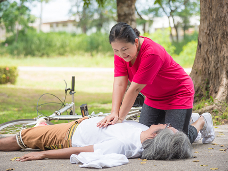 Telecommunicator CPR can save lives following cardiac arrest