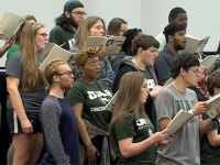UAB Concert Choir to perform at festivals in England, the Netherlands