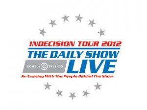 """The Daily Show Live"" Indecision Tour 2012 coming to Birmingham"
