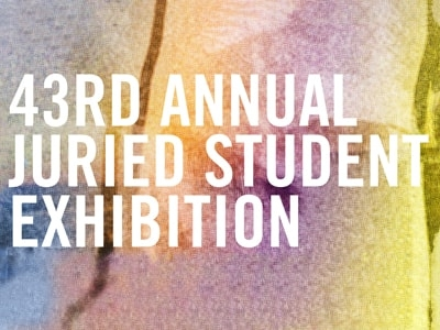 UAB presents 43rd Juried Annual Student Exhibition Jan. 7-March 7