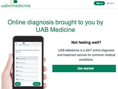 UAB Medicine launches state's first online service to treat common medical conditions