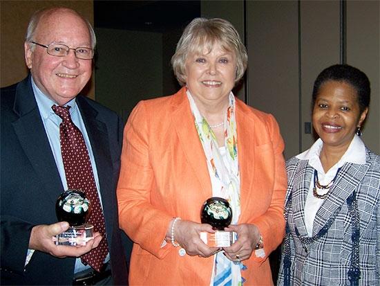 Retired Decatur educator and UAB alumna receives Distinguished Alumni