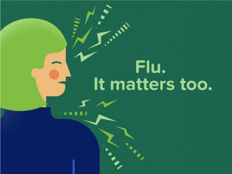 Flu and COVID-19: how to tell the difference this winter and stay safe