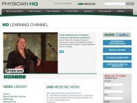 UAB Medicine launches online learning channel for medical professionals